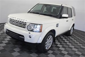 2009 Land Rover Discovery 4 2.7 TDV6 Ser
