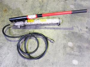 Power Team Hydraulic 10,000 PSI Pump (Po