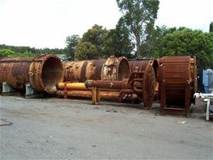 Atlas Copco Tunnel Boring Machine - Mode