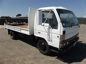 1996 Mazda T4000 4x2 Tipper Truck (Poora