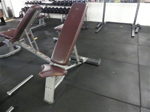 Lexco Incline Bench