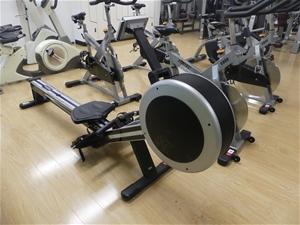 Premier Pro Rower R200AFM Rowing Machine
