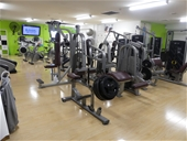 Unreserved Commercial Gym Equipment