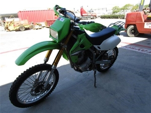 2003 Kawasaki KLX 1 seater Off Road, 157