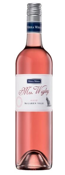 Wirra Wirra Mrs Wigley Rosé 2018 (6 x 750mL) McLaren Vale, SA