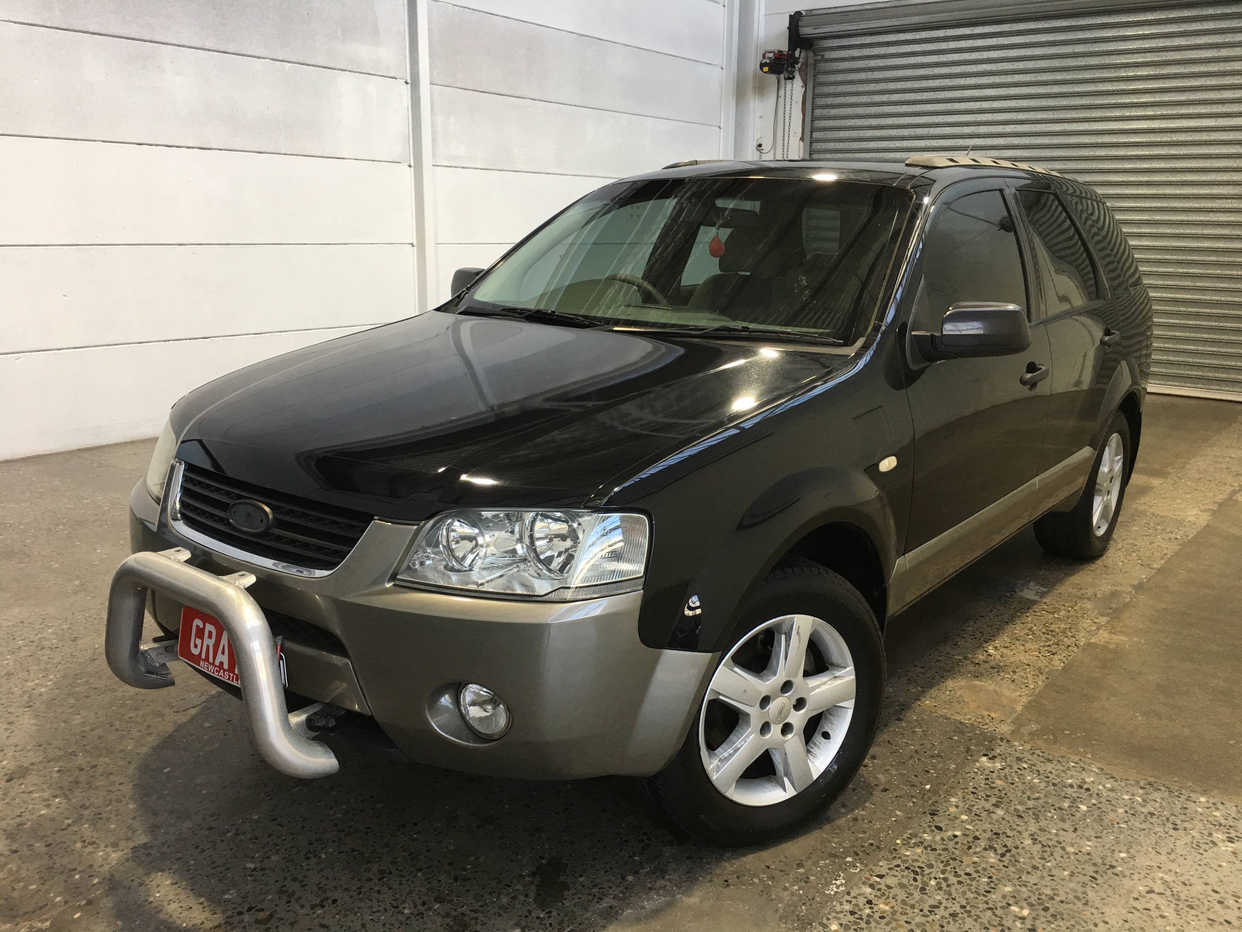 2006 Ford Territory TS SY Automatic Wagon