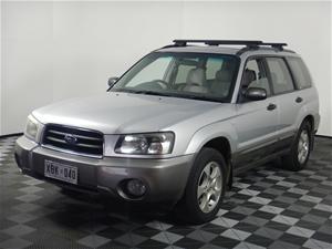 2004 Subaru Forester XS Manual Wagon