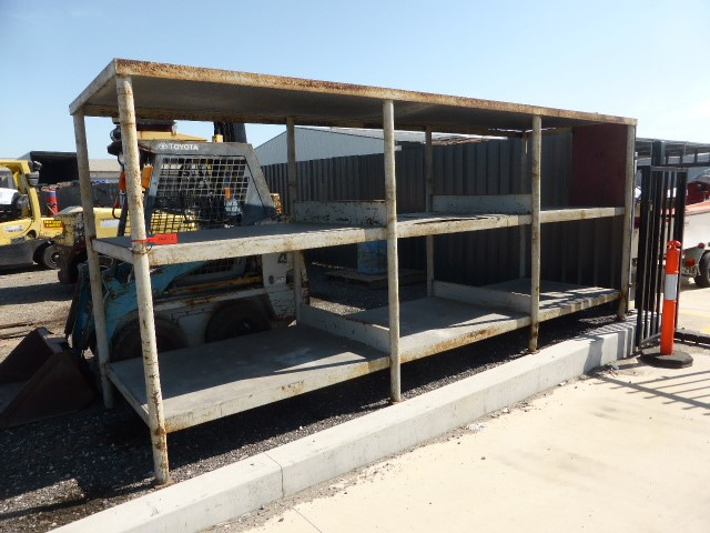 Steel Storage Rack (Pooraka, SA)