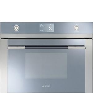 Smeg Linear Compact Combi-Steam Oven, Mo