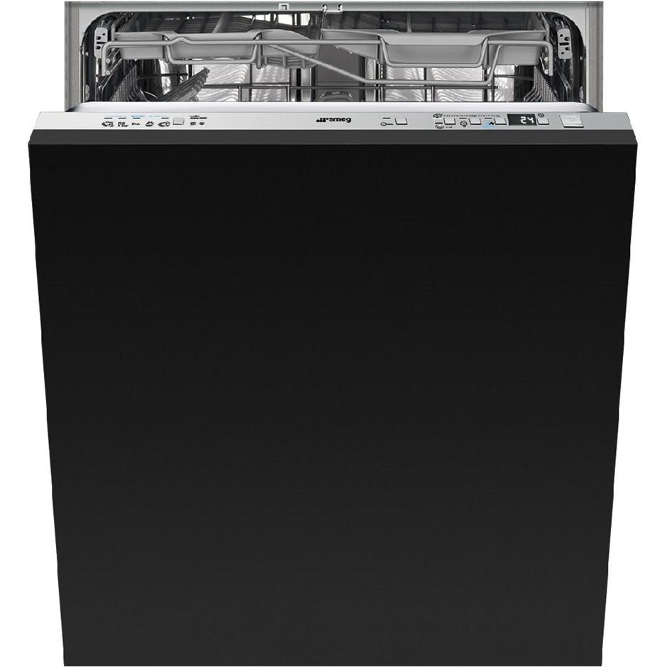 Smeg Diamond Series 60cm Fully-integrated dishwasher, Model: DWAFI6D15PO