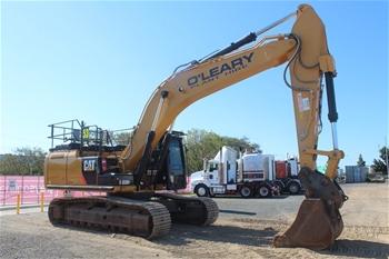 2015 Caterpillar 336EL HW Excavator