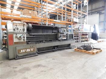 JFMT ROMAC J1-530 Centre Lathe