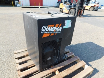 2006 Sullair Champion Refrigerated Dryer