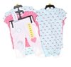 CARTER`S 3pc Girl`s Clothing Set, Size 6M, Includes; Legging, Romper & Top.