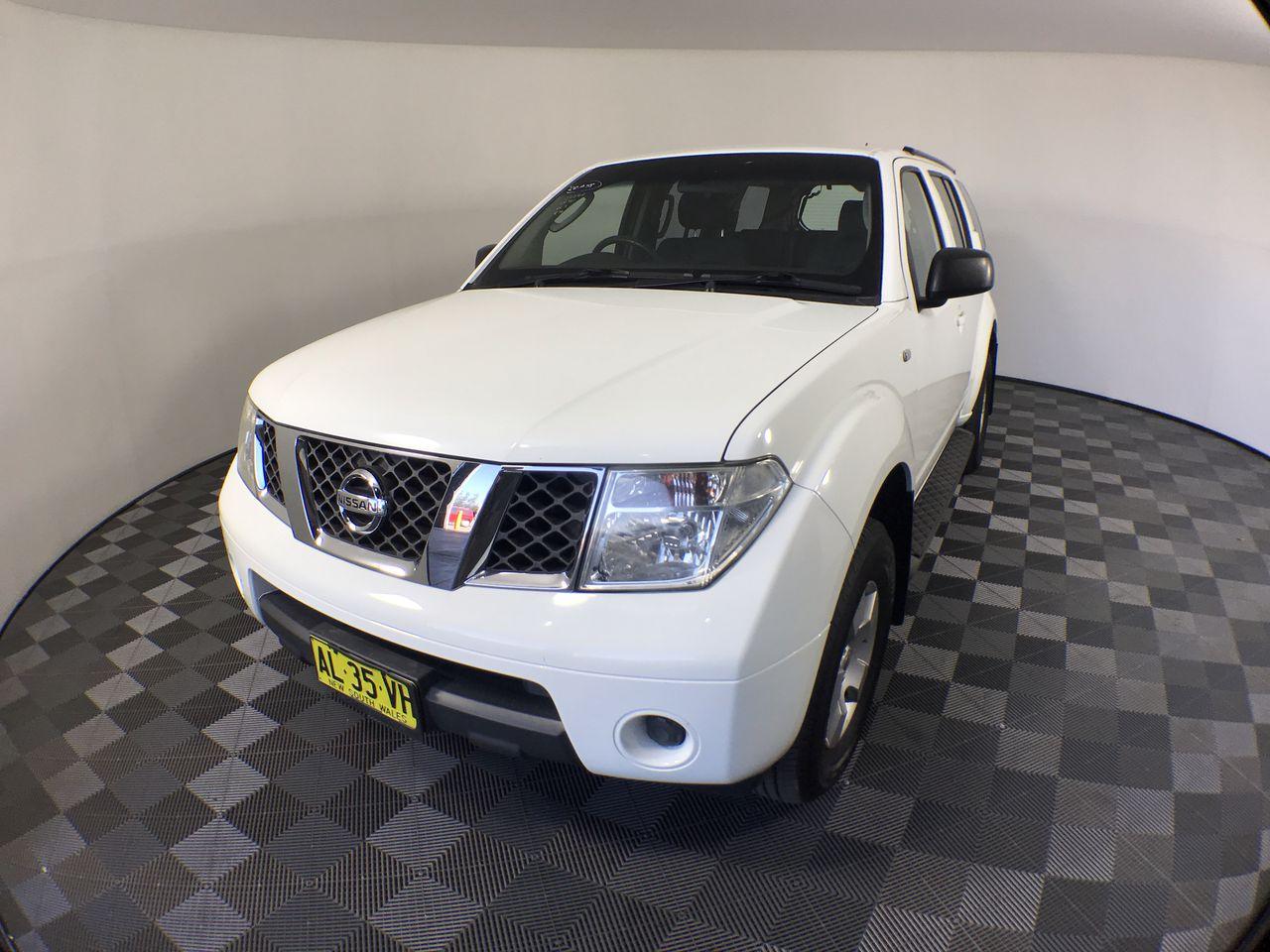 2006 Nissan Pathfinder ST (4x4) R51 Manual 7 Seats Wagon