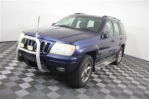 2003 Jeep Grand Cherokee Limited (4x4) T