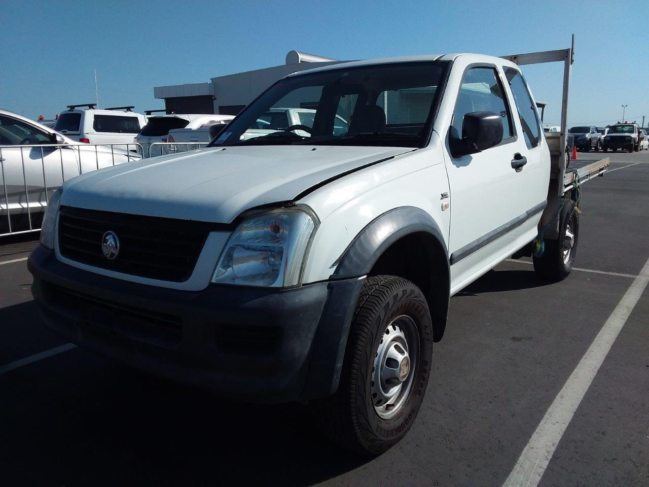2006 Holden Rodeo LX RA Automatic Extra Cab Ute