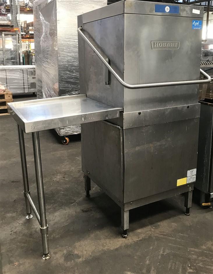 Hobart AM900-90 Pass-through Dishwasher