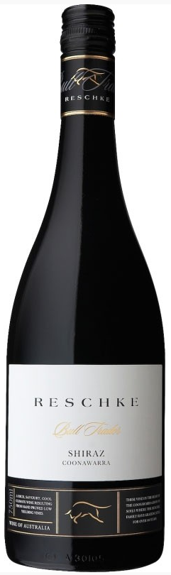 Reschke Wines `Bull Trader` Shiraz 2009 (6 x 750mL),