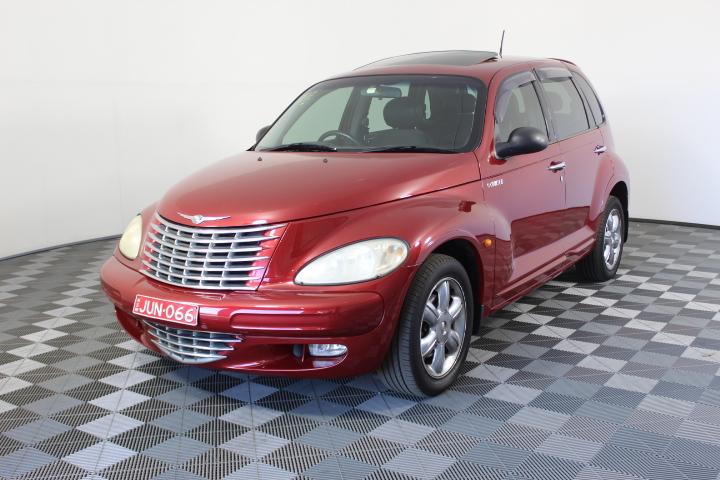 2005 Chrysler PT Cruiser Limited Automatic Hatchback