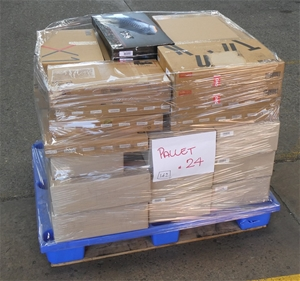 Two Pallets of Assorted USED/UNTESTED Le