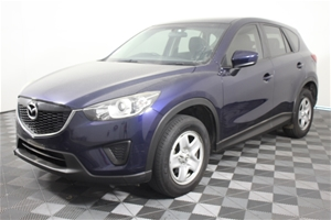 2012 MY 13 Mazda CX-5 AWD Auto 157,503 k