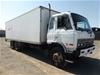 1996 Nissan Diesel UD CPC15 6x2 Pantech (Pooraka, SA)