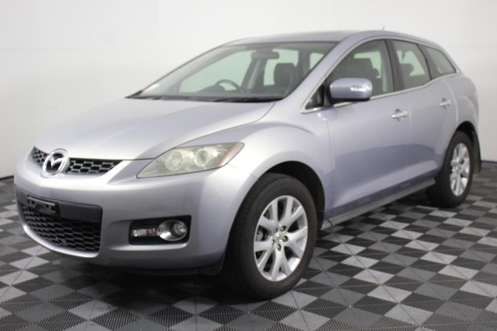 2007 MY08 Mazda CX-7 (Luxury) 4WD 2.3 Turbo (Service History)