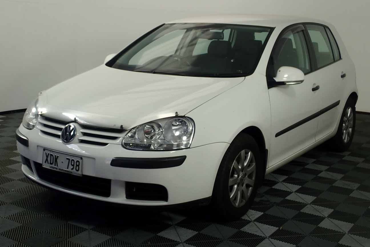 2005 Volkswagen Golf 2.0 TDI Comfortline 1k Turbo Diesel Auto Hatchback