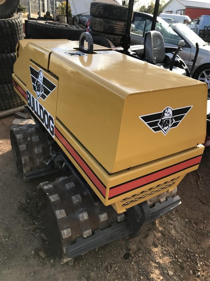 Stone Bulldog TR34R Trench Roller