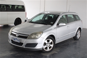 2005 Holden Astra CDX AH Automatic Wagon