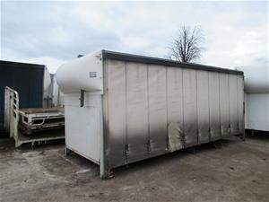 Curtainside Truck Body
