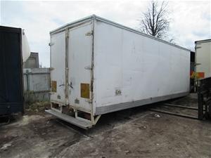 Truck Van Body