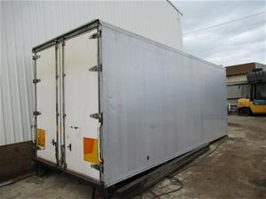 Furniture Van Truck Body