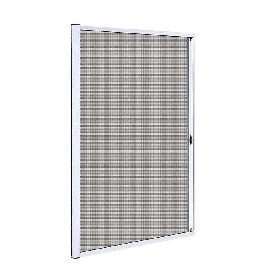 Instahut Retractable Magnetic Fly Screen Door Mesh Sliding 1.2m x 2.1m