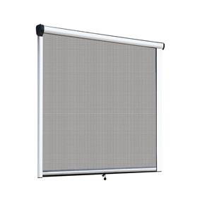 Instahut Retractable Window Fly Screen F