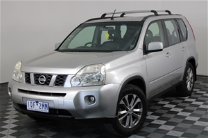 2008 Nissan X-Trail Ti (4x4) T31 CVT Wag