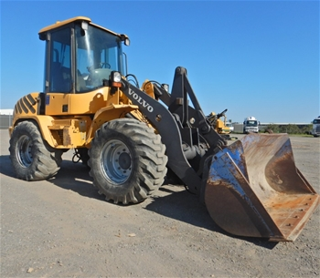 Volvo L35B-TP/S Articulated Wheel Loader
