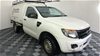 2012 Ford Ranger XL 2.2 (4x2) PX Turbo Diesel Manual Utility