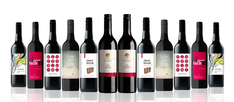 Mixed Red Dozen feat. De Bortoli Willowbank Shiraz Cabernet (12x 750mL)
