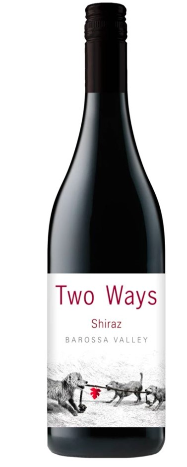 Two Ways Barossa Valley Shiraz 2015 (12x 750mL) SA