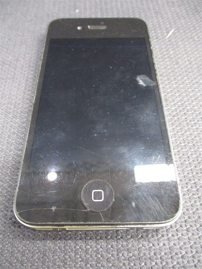 Apple iPhone 4S GSM+CDMA 32GB Black Mobile Device