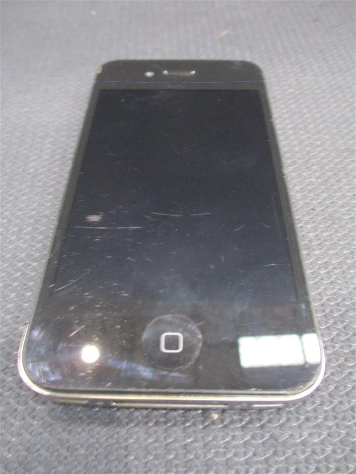 Apple iPhone 4S GSM+CDMA 16GB Black Mobile Device