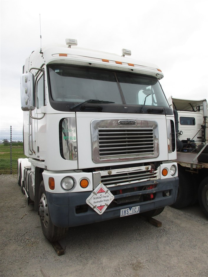 2007 Freightliner Argosy 6 x 4 Prime Mover Truck