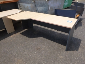 Large Quantity of Office Furniture