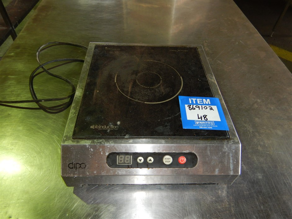 DIPO DC23 Benchtop Induction Cooker