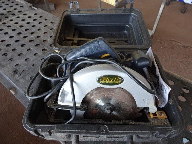 GMC MX185KA Circular Saw