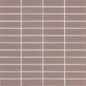 Cotto 06TGL-7002 Taupe Glass Mosaic Tile