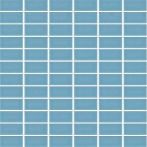 Cotto 1RM-5496 Sky Blue Mosaic 22x48mm P