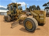 2007 Caterpillar 12H Motor Grader with 14' Blade and Ripper Tynes